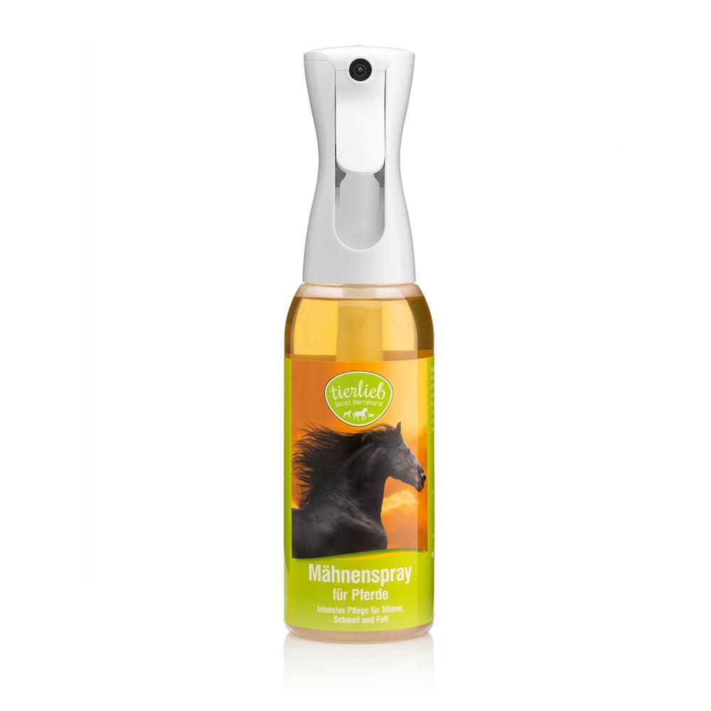 Xịt dưỡng ẩm kháng khuẩn tierlieb Mane Spray