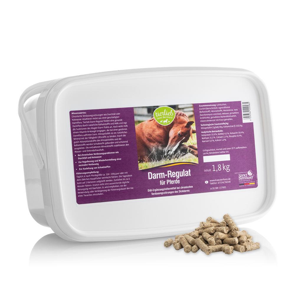 Thức ăn hỗ trợ tiêu hóa cho ngựa Intestinal Regulator
