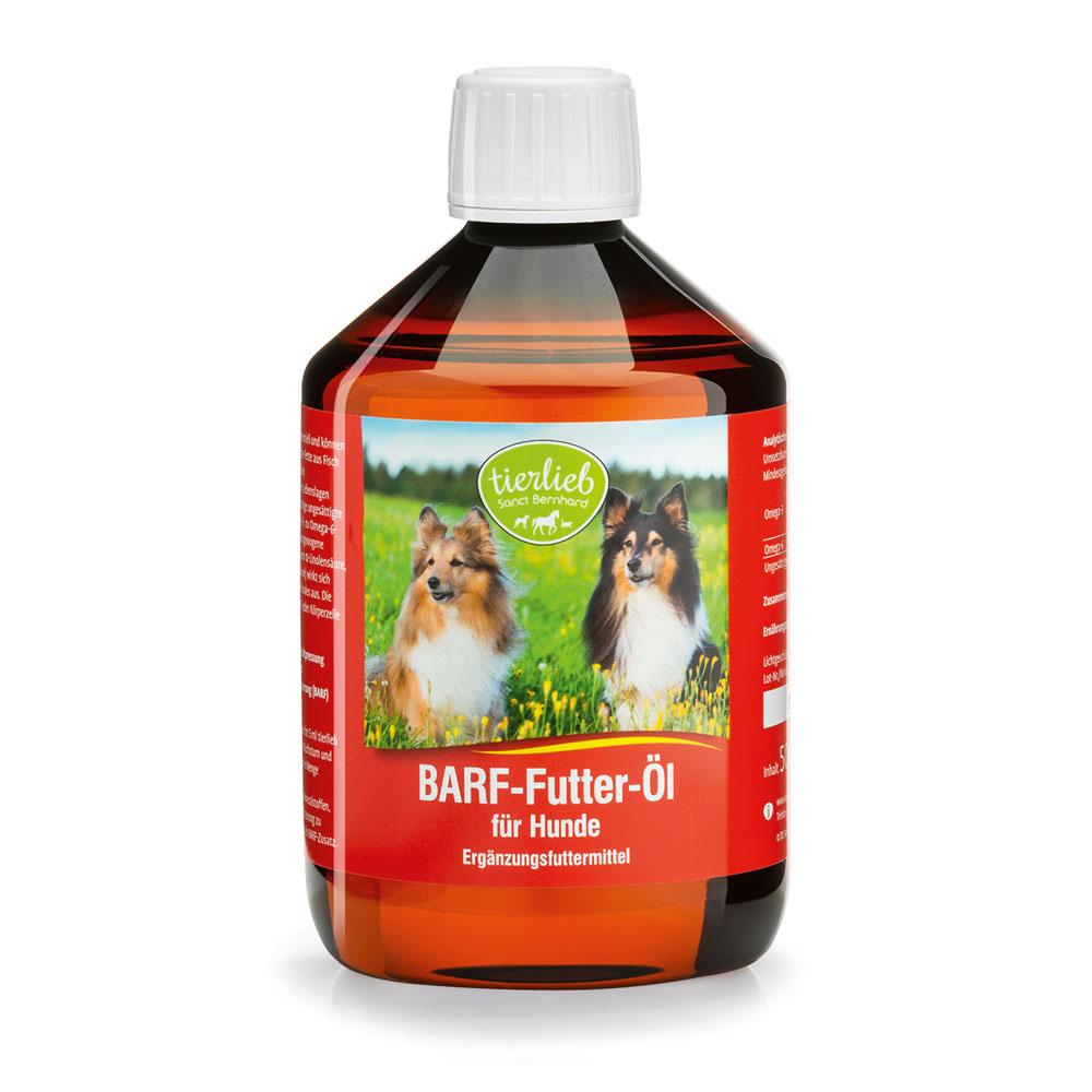 Dầu bổ sung chất dinh dưỡng cho chó BARF Feed Oil