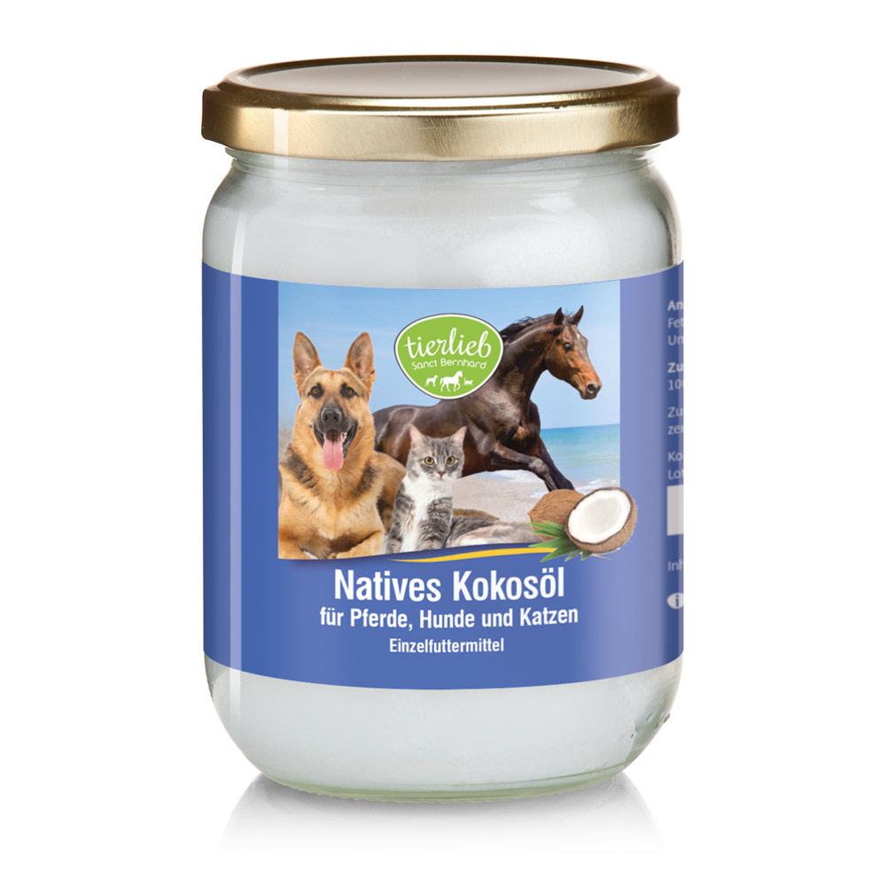 Dầu dừa nguyên chất cho động vật Virgin Coconut Oil