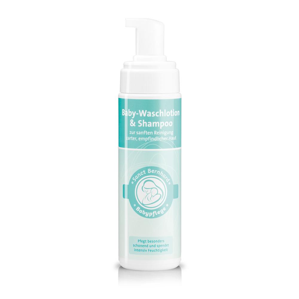 Sữa tắm và dầu gội cho trẻ em Baby Wash Lotion And Shampoo