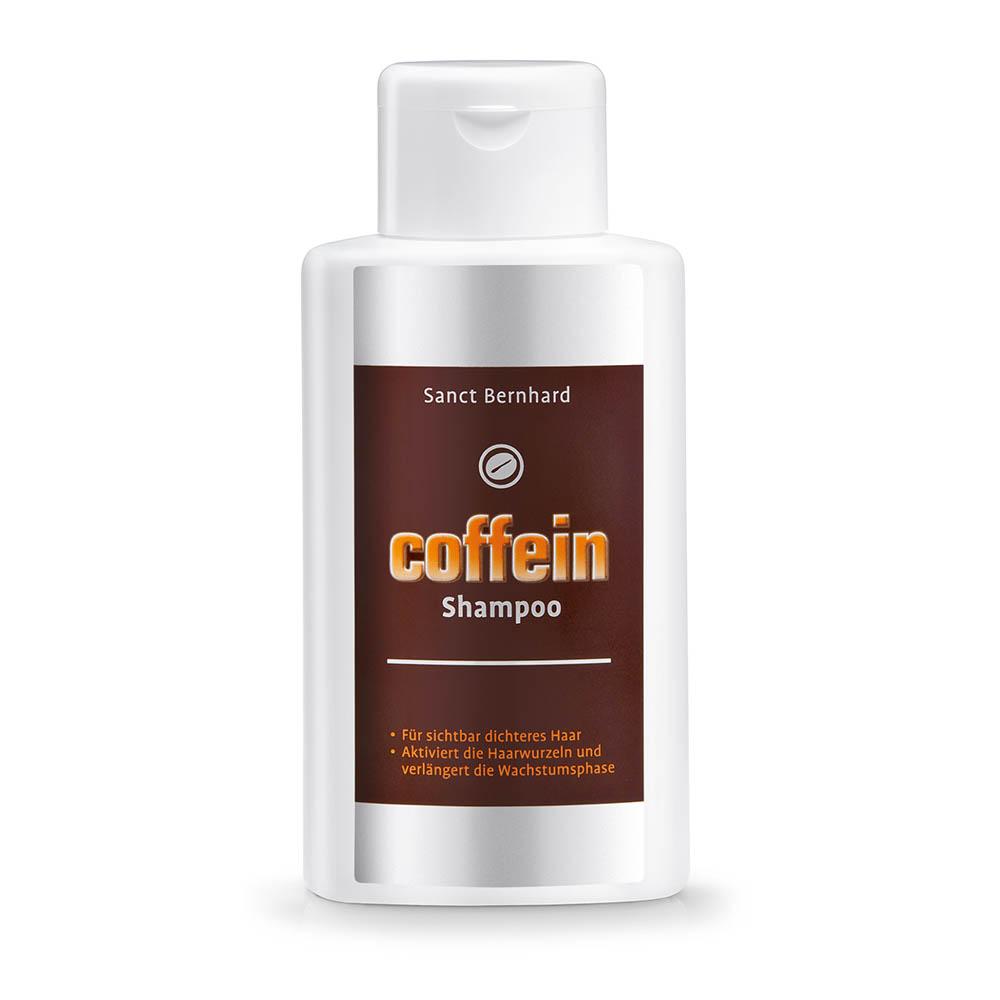 Dầu gội kích thích mọc tóc Sanct Bernhard Caffeine Shampoo