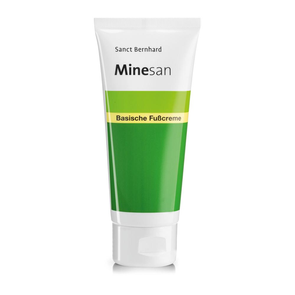 Kem dưỡng da chân Minesan Alkaline