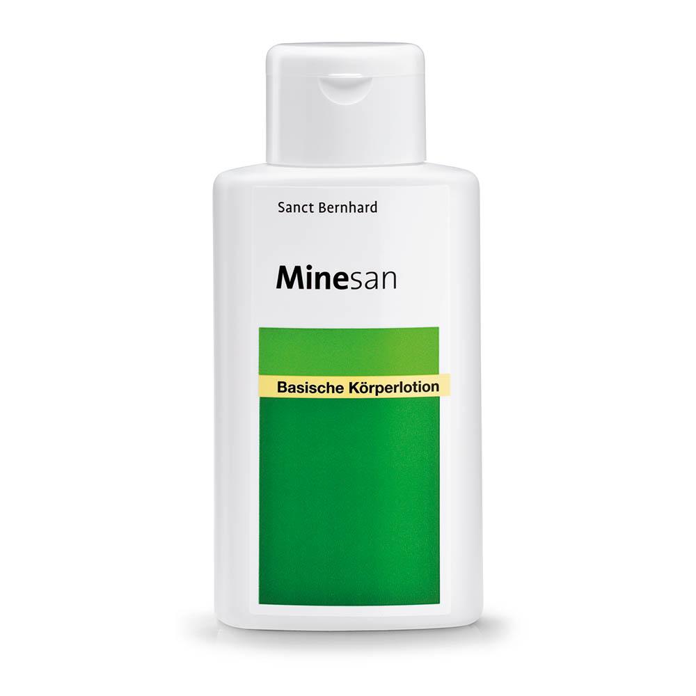 Dưỡng thể toàn thân Minesan Alkaline Body Lotion