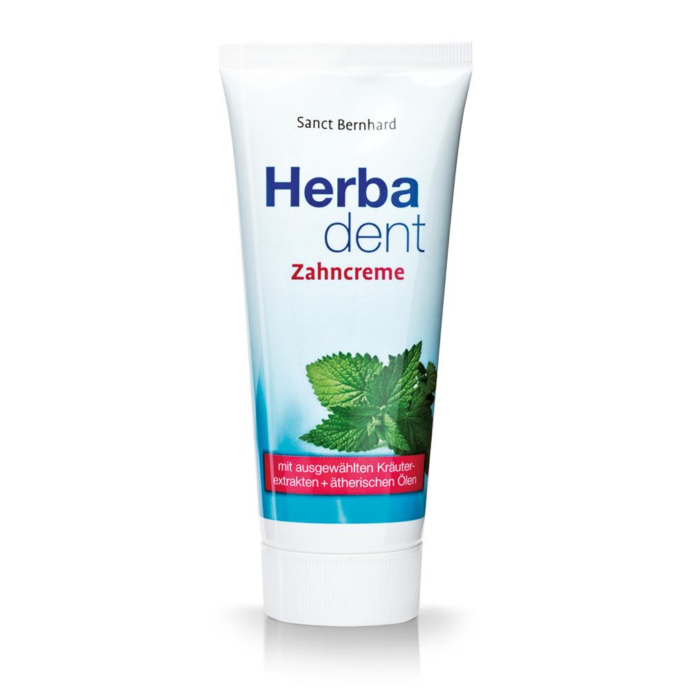 Kem đánh răng thảo mộc Sanct Bernhard Herbadent Toothpaste