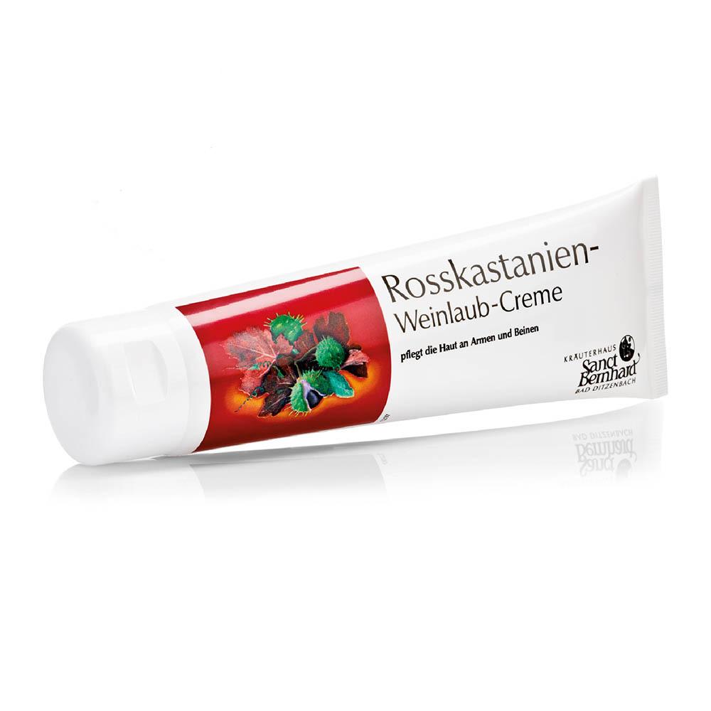 Kem ngừa giãn tĩnh mạch từ hạt dẻ ngựa Vine Leaf Cream