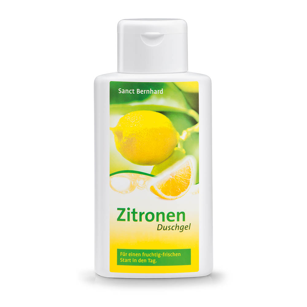 Sữa tắm chanh dưỡng ẩm Lemon Shower Gel
