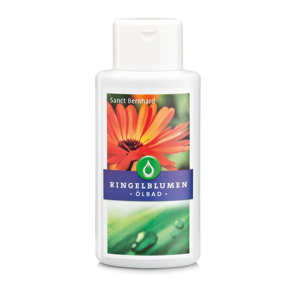 Dầu tắm chiết xuất hoa cúc Marigold Oil Bath