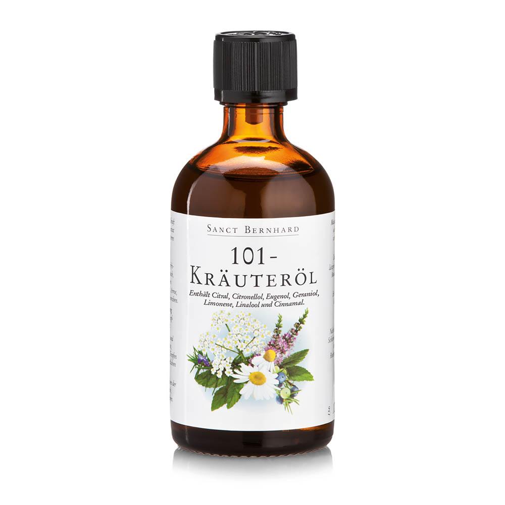 Tinh dầu thảo mộc 101 Herb Oil