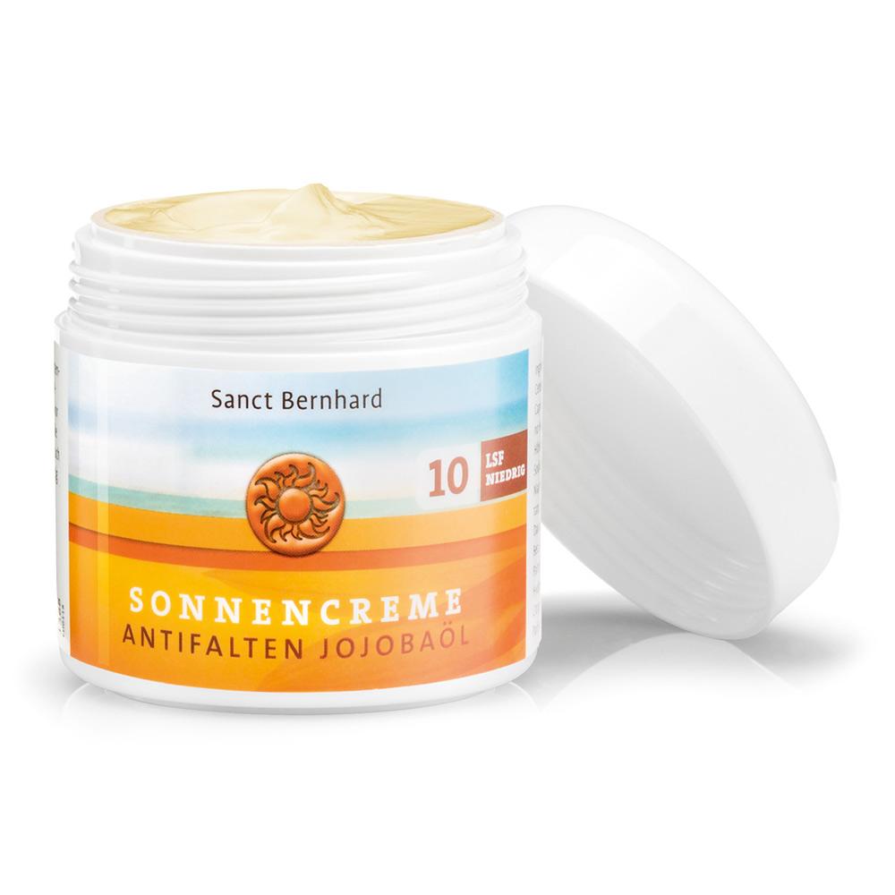 Kem chống nắng chống lão hóa Sunscreen Anti Wrinkle Jojoba Oil SPF 10