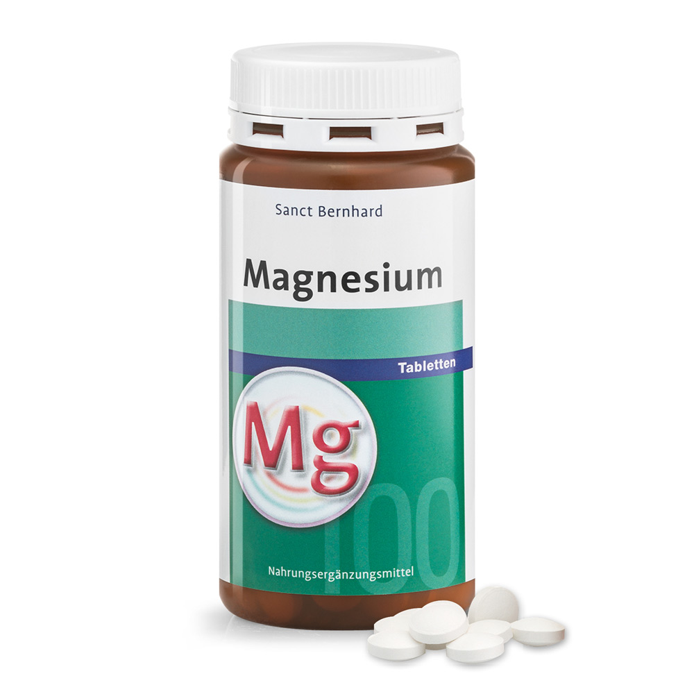 Viên nén bổ sung Magie Magnesium Tablets