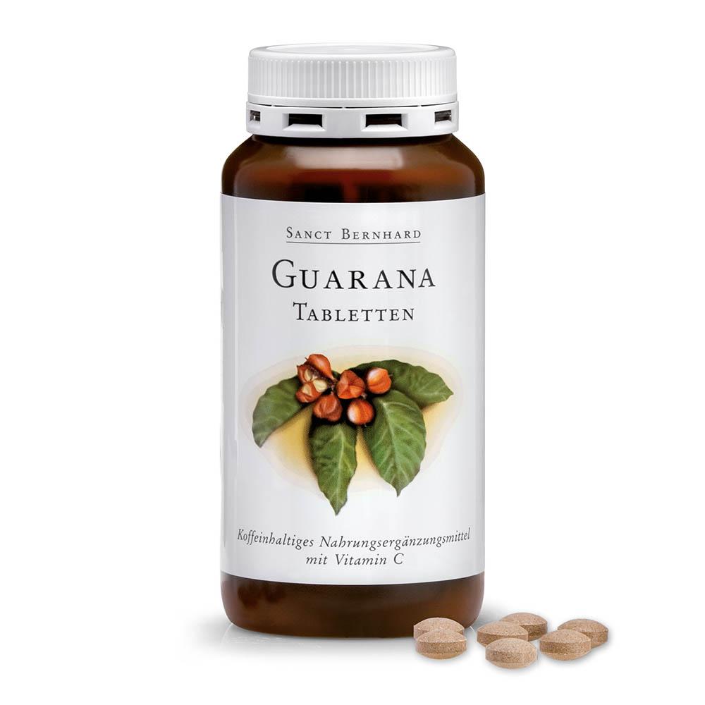 Viên nén kích thích thần kinh Guarana Tablets