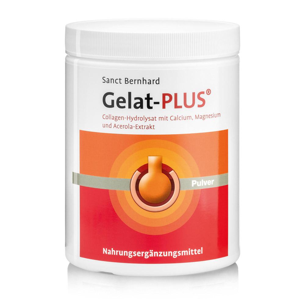 Bột uống cải thiện xương khớp từ Collagen thủy phân Gelat PLUS
