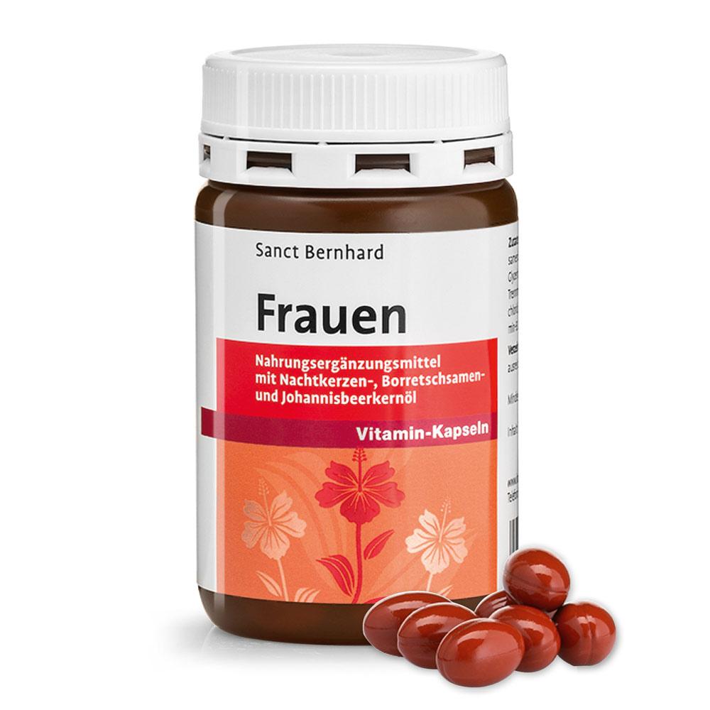 Viên nang  Women Vitamin Capsules-Cải thiện nội tiết tố nữ