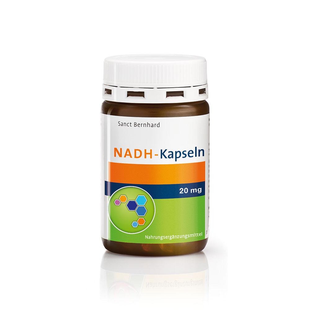 Viên nang thúc đẩy quá trình trao đổi chất NADH Capsules