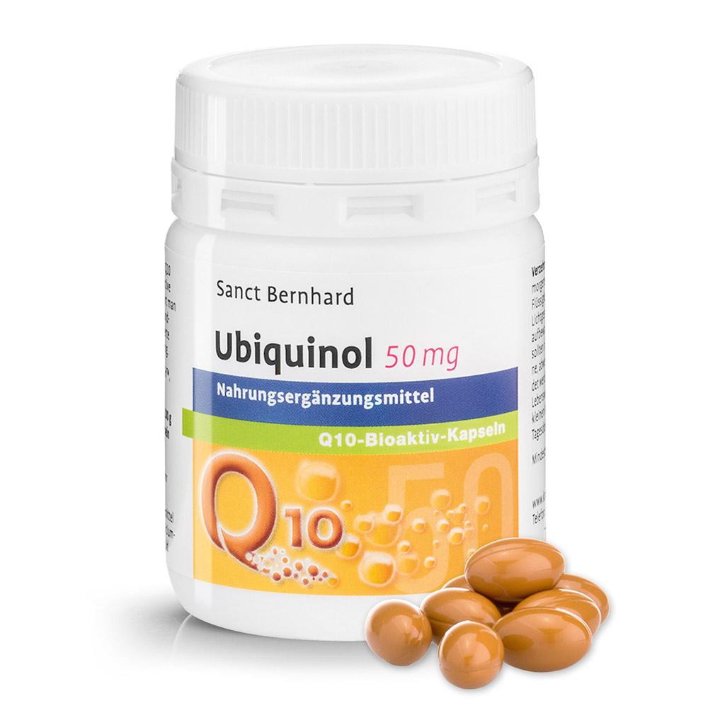 Viên nang bổ sung Enzyme Q10 50mg