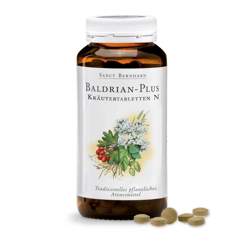 Viên uống cải thiện giấc ngủ từ thảo dược Valerian Plus