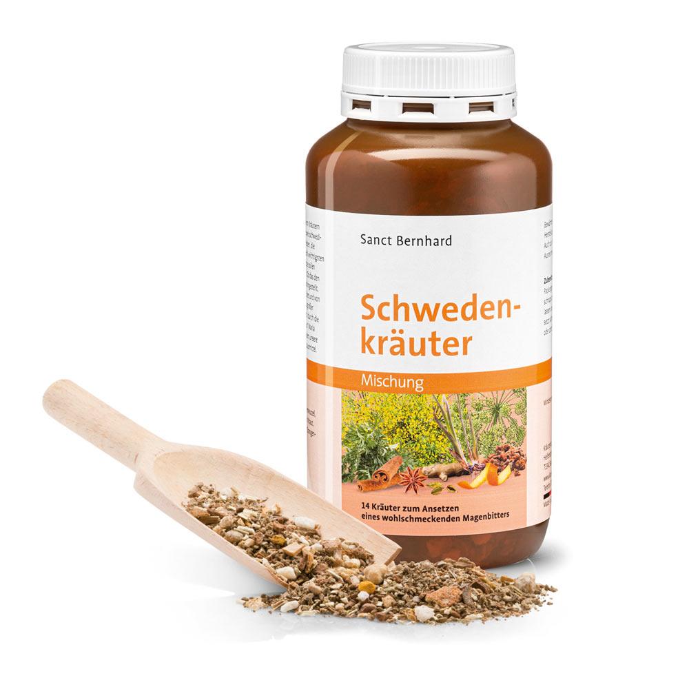Thảo mộc Thụy Điển Swedish Bitters Herbs