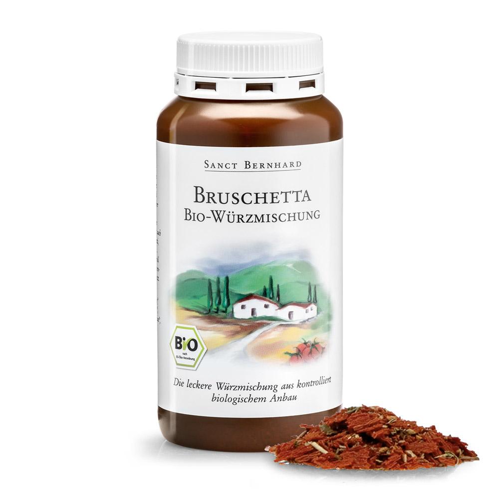 Hỗn hợp gia vị hữu cơ Bruschetta