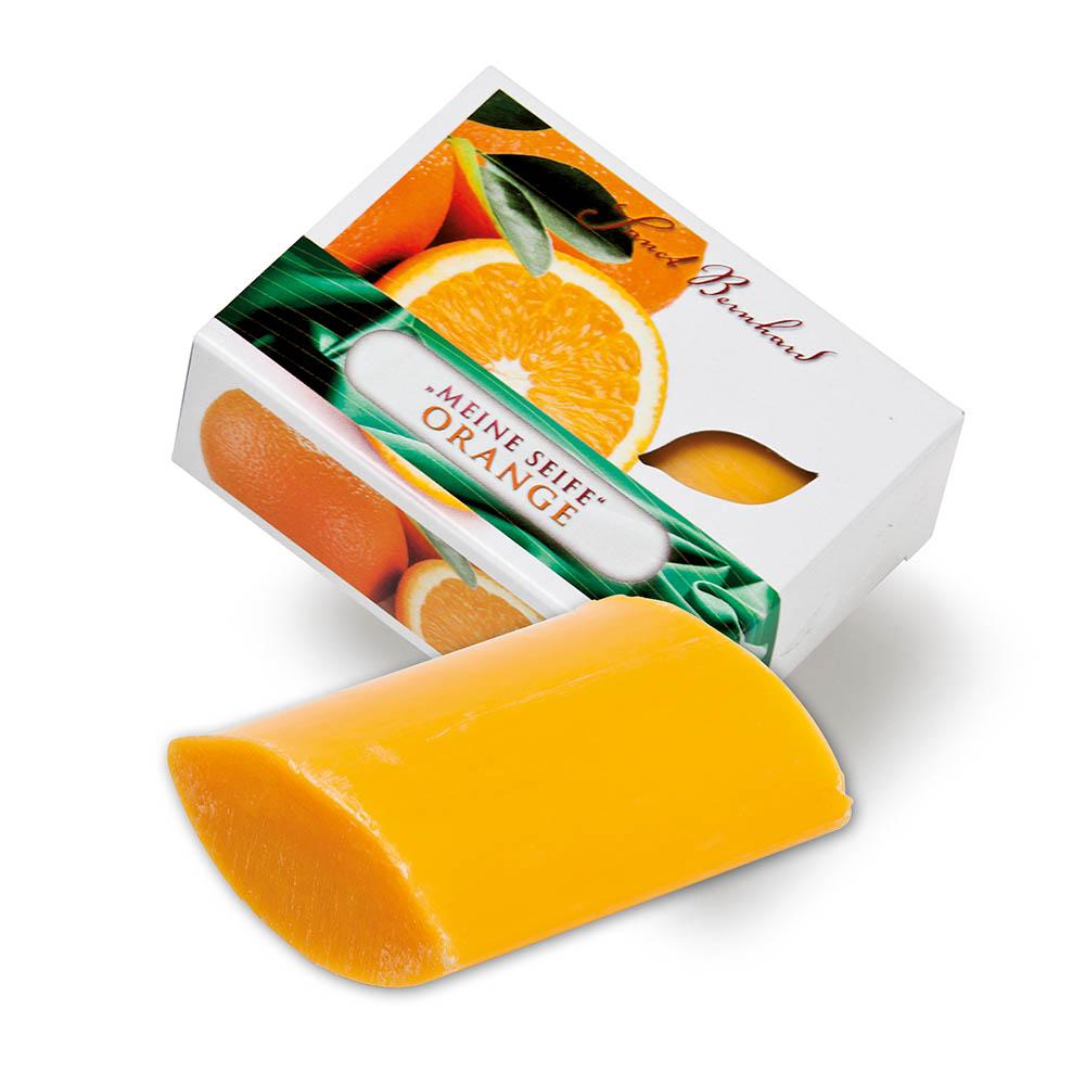 Xà phòng chiết xuất vỏ cam ngọt Orange Soap