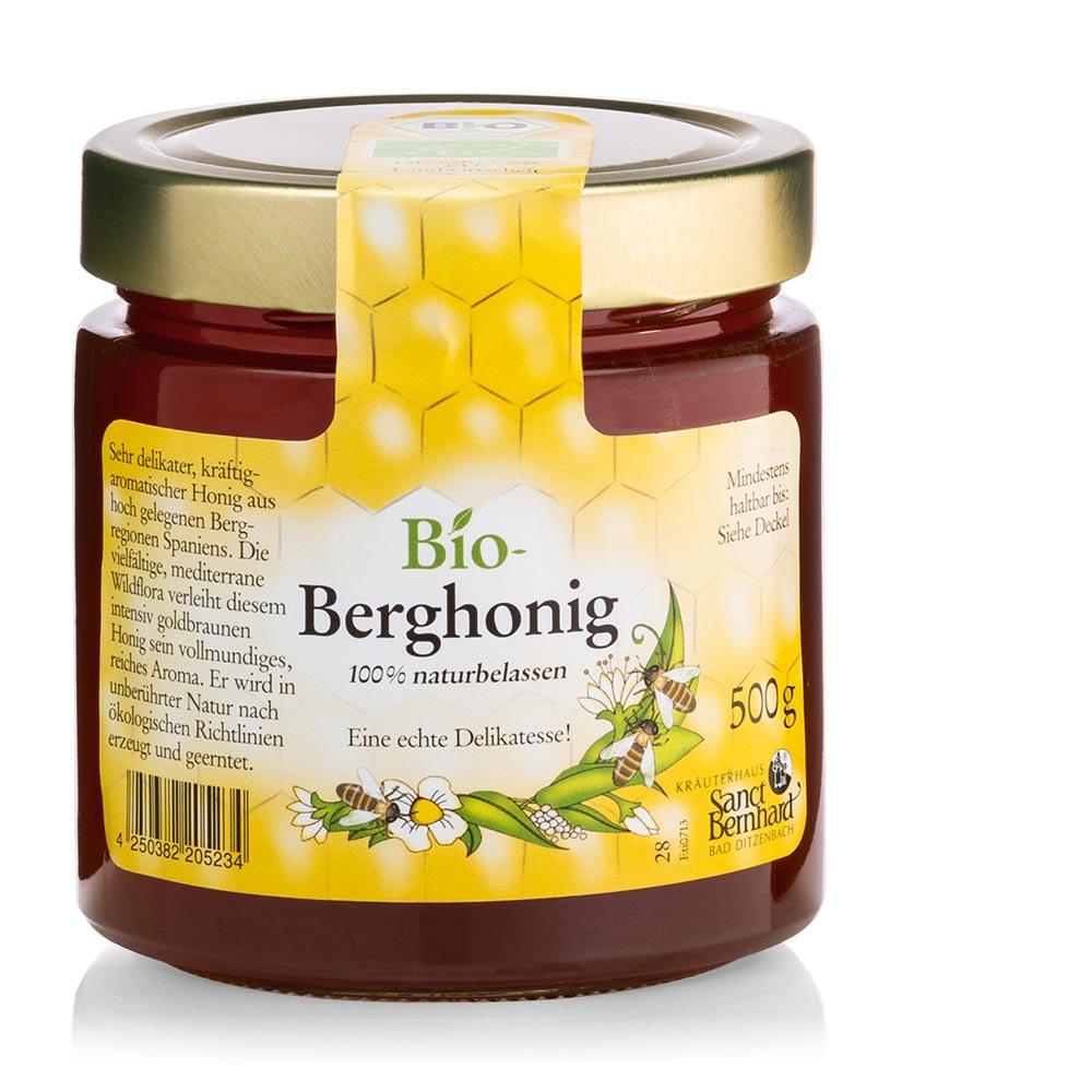 Mật ong núi hữu cơ Organic Mountain Honey