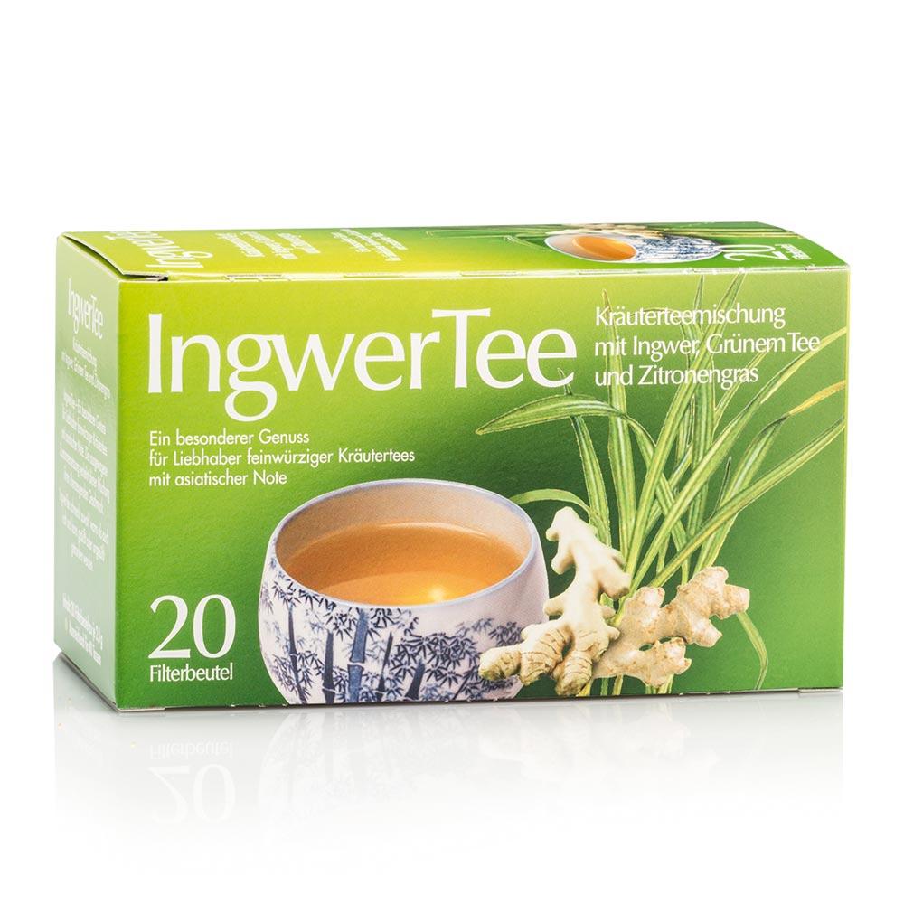 Trà gừng tăng sức đề kháng Ginger Tea
