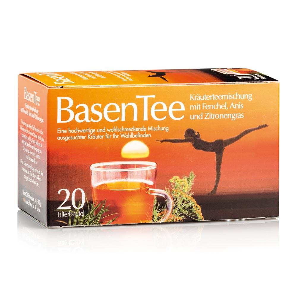 Trà thảo mộc tăng đề kháng Base Tea