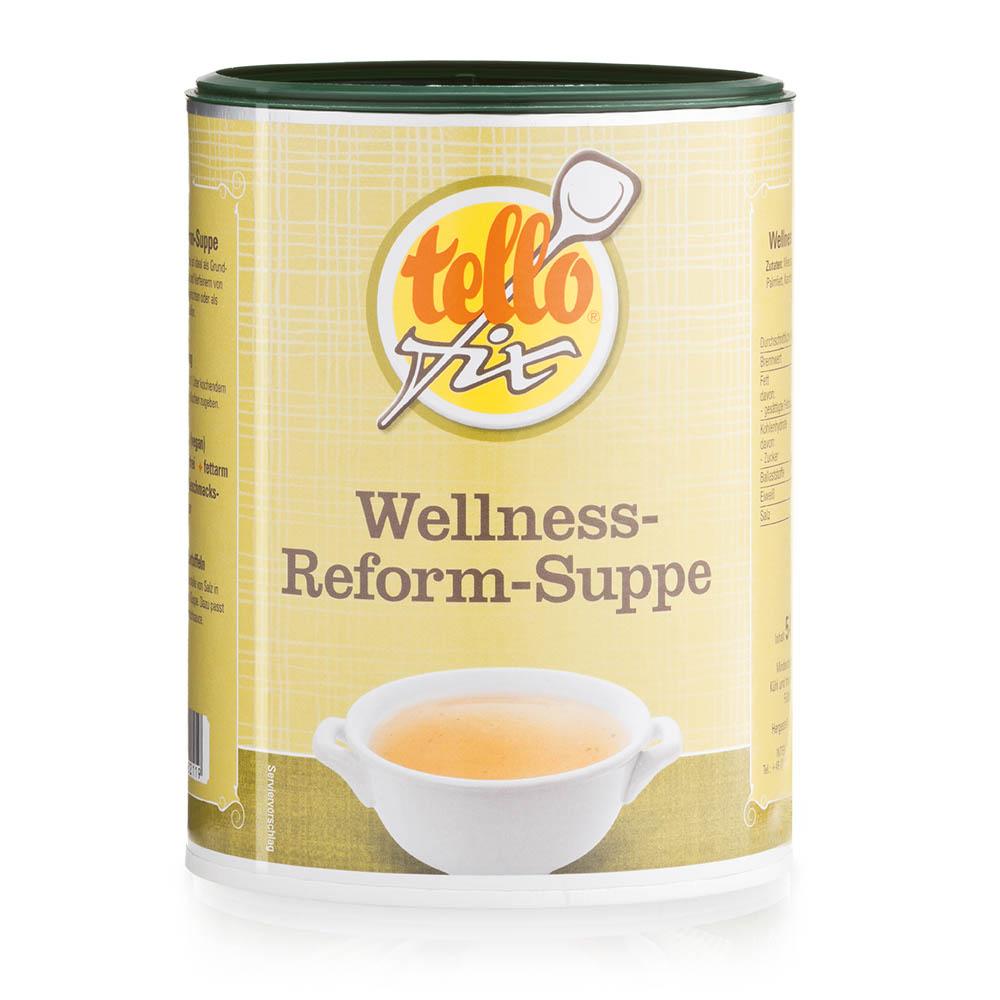 Súp rau tốt cho sức khỏe Wellness Reform