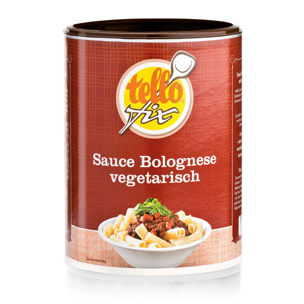 Sốt chay cho mì ý Bolognese Sauce Vegetarian