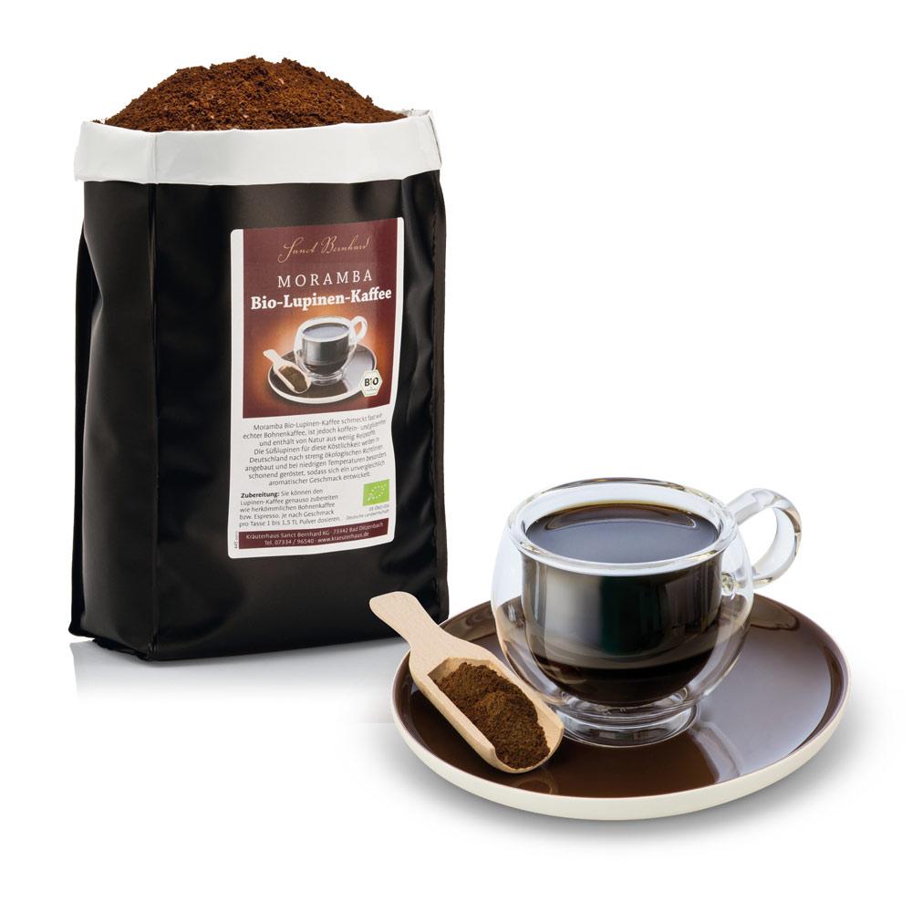 Cà phê hữu cơ nguyên chất Moramba Lupine