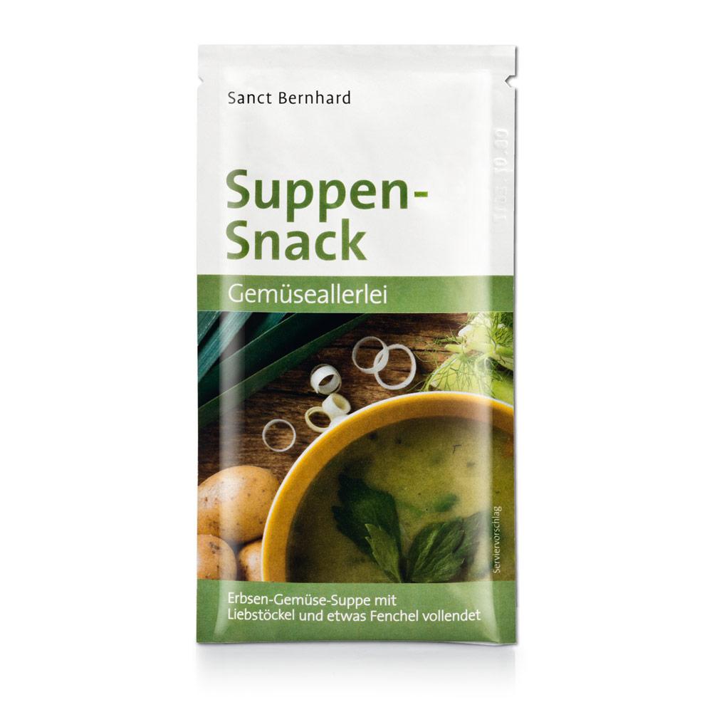 Súp snack mix rau củ Soup snack