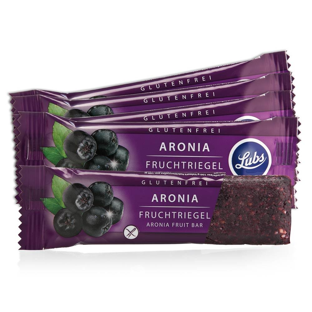 Thanh socola trái cây hữu cơ Organic Chokeberry Fruit Bar
