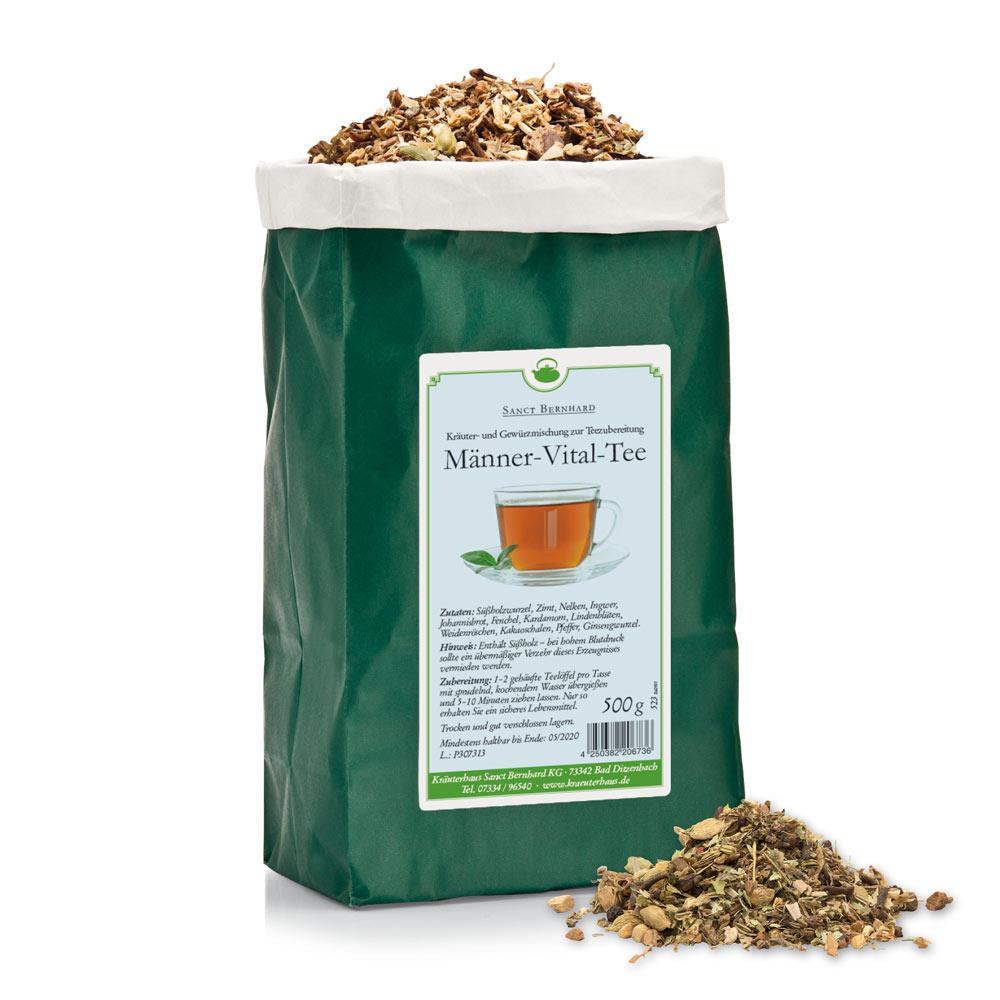 Trà tăng sinh lực cho nam giới Vitality Tea
