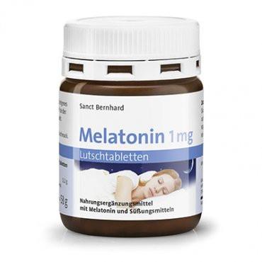 Viên ngậm melatonin 1 mg