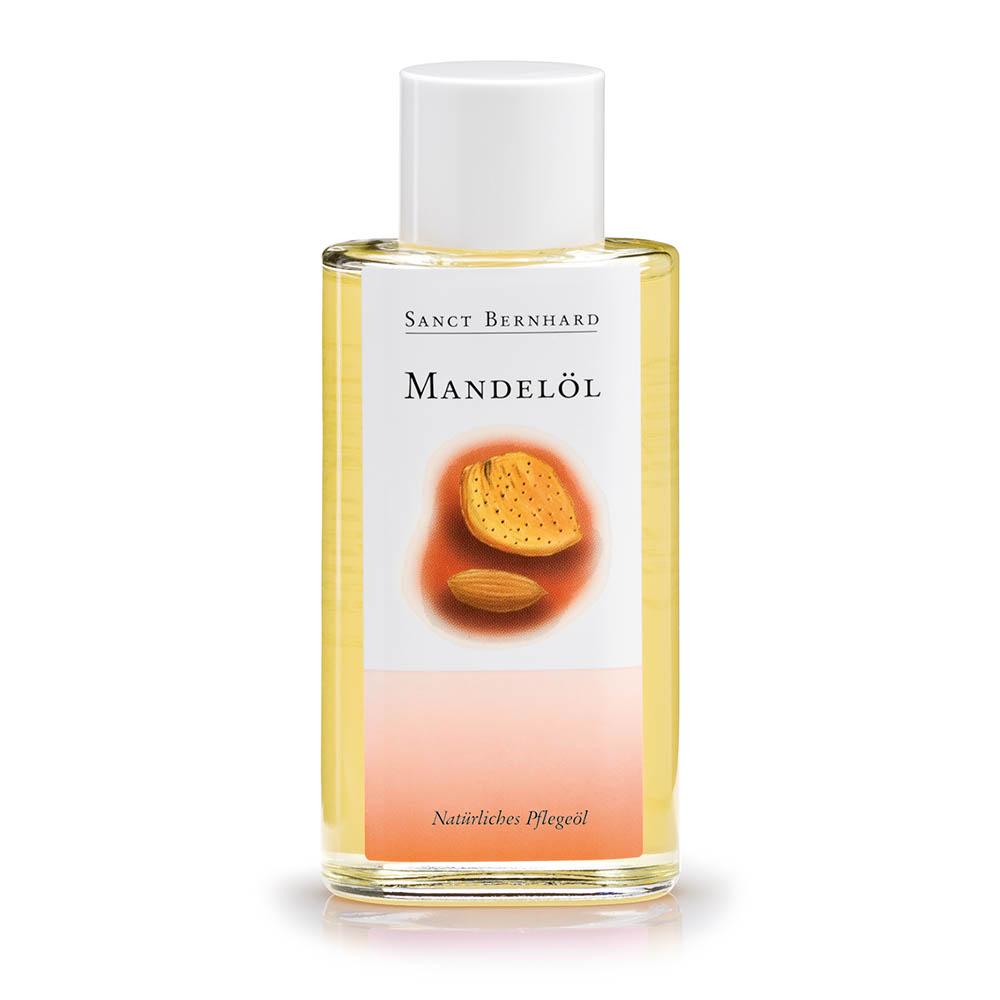 Dầu hạnh nhân nguyên chất Sweet Almond Oil