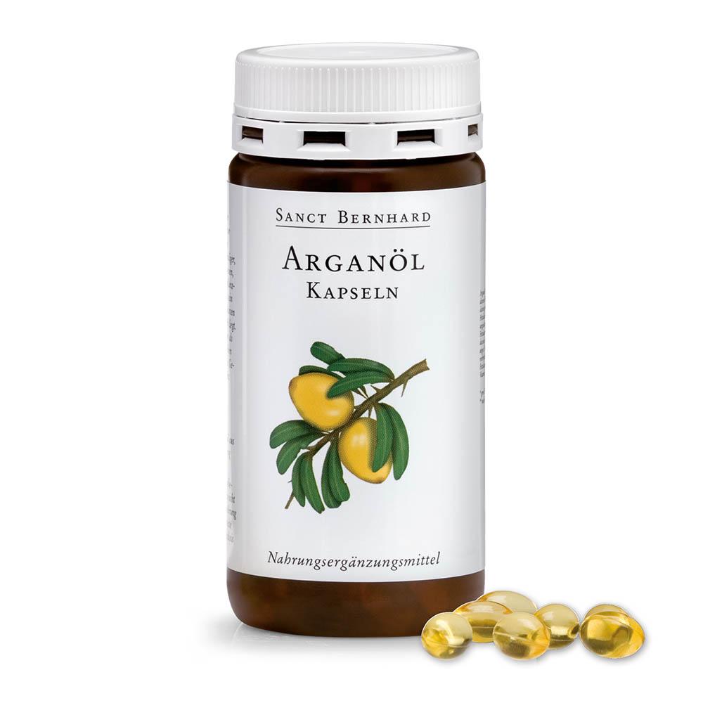 Viên nang chống oxy hóa chiết xuất dầu Argan Oil Capsules