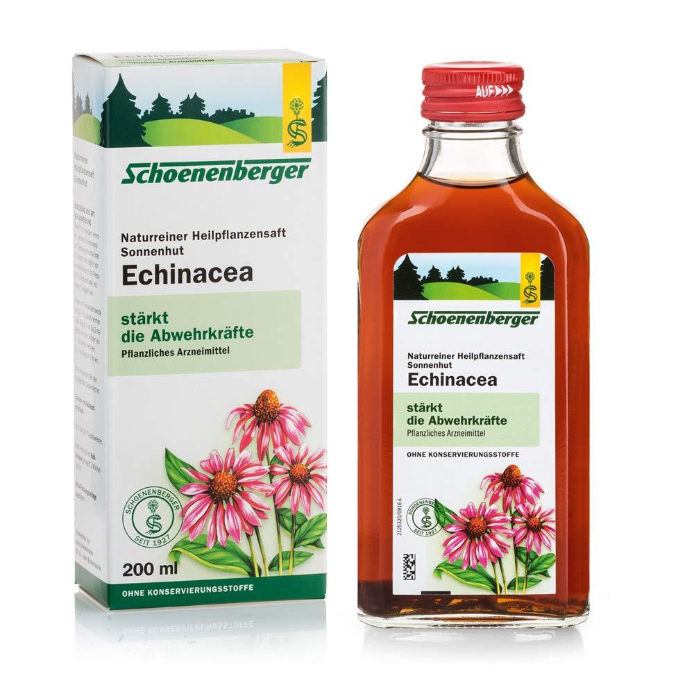 Tinh chất tự nhiên tăng miễn dịch Sap Echinacea