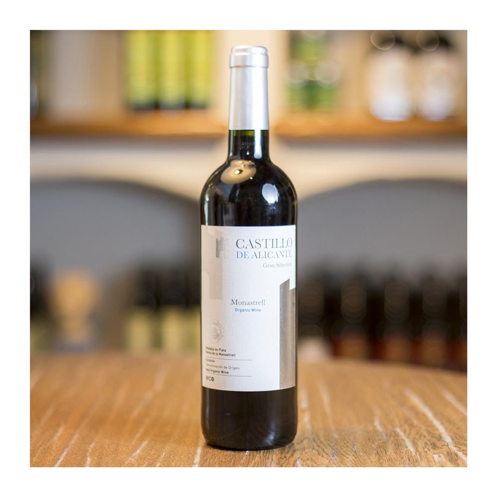 Rượu vang Castillo de Alicante