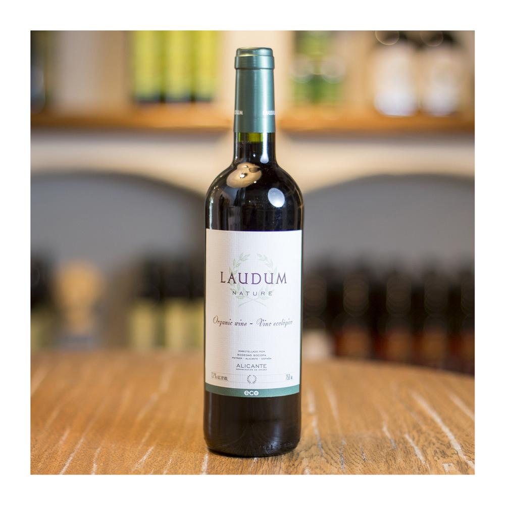 Rượu vang tự thiên Laudum