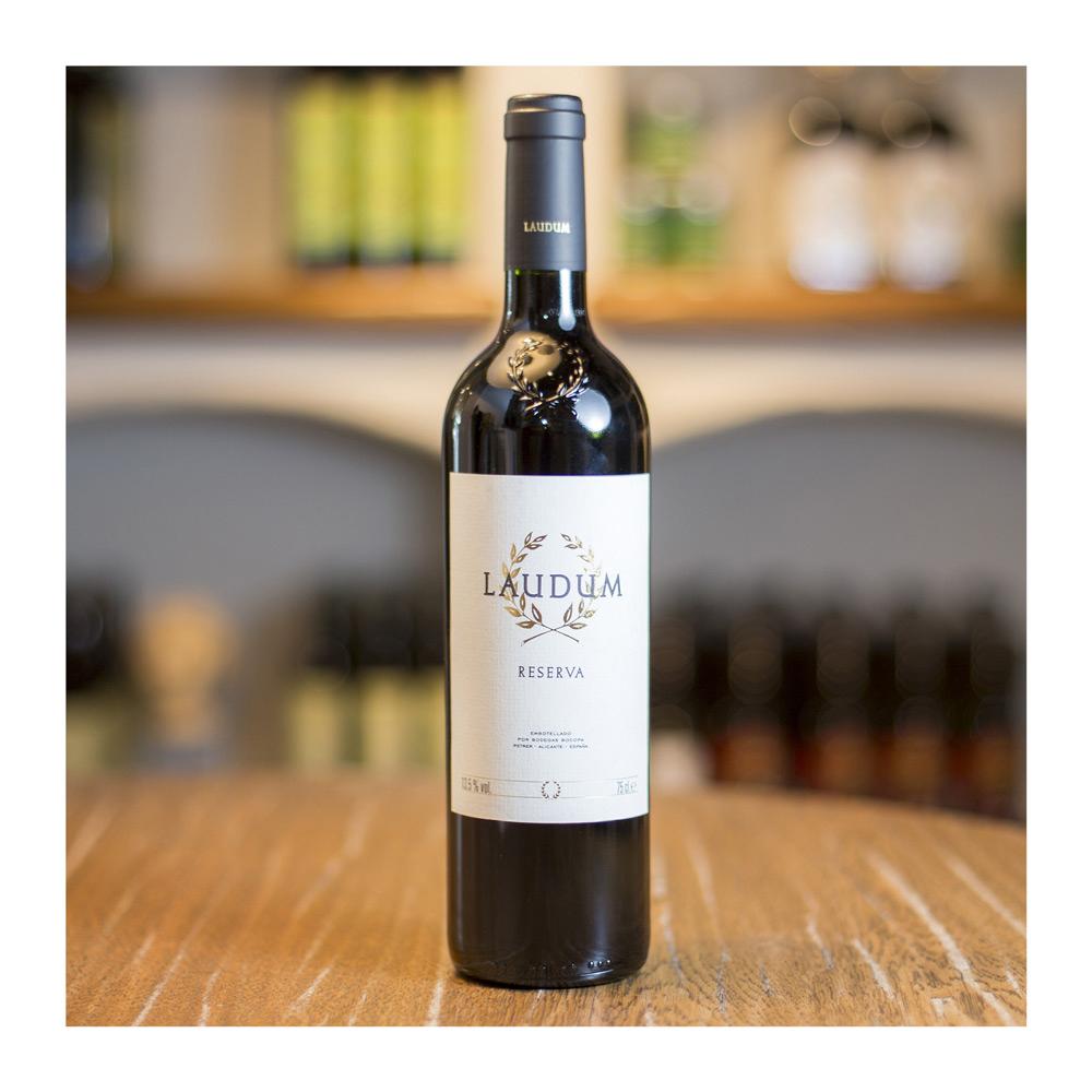 Rượu vang Laudum Reserva