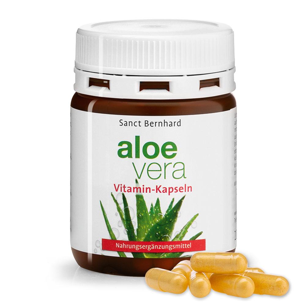 Viên nang bổ sung Vitamin nha đam Aloe Vera