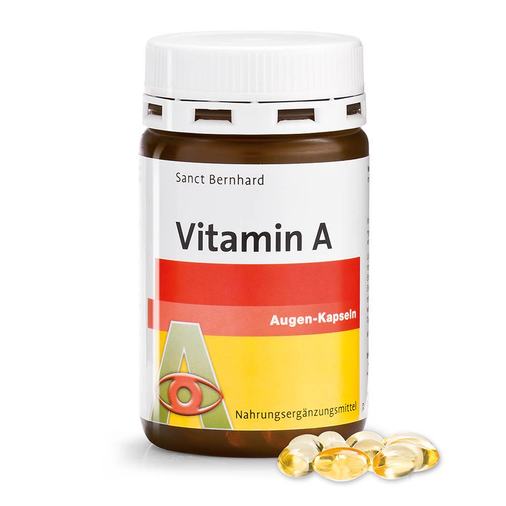 Viên nang bổ sung Vitamin A Eye Capsules