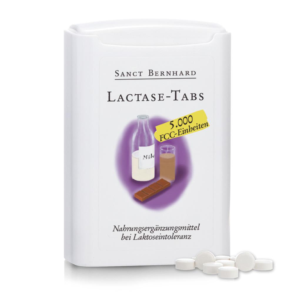 Viên nén hỗ trợ tiêu hóa Enzyme Lactase 5.000 đơn vị FCC