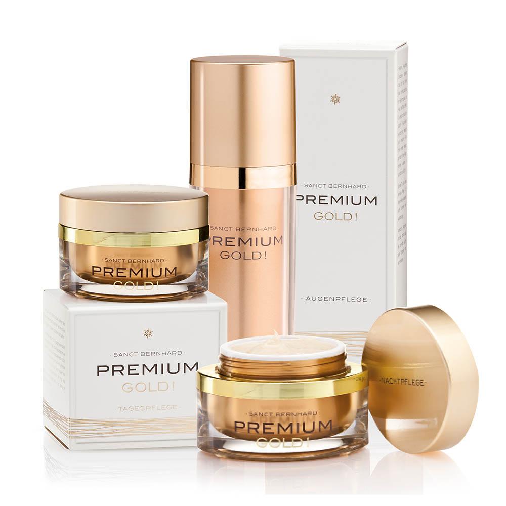 Bộ dưỡng da vàng 24k Premium Gold