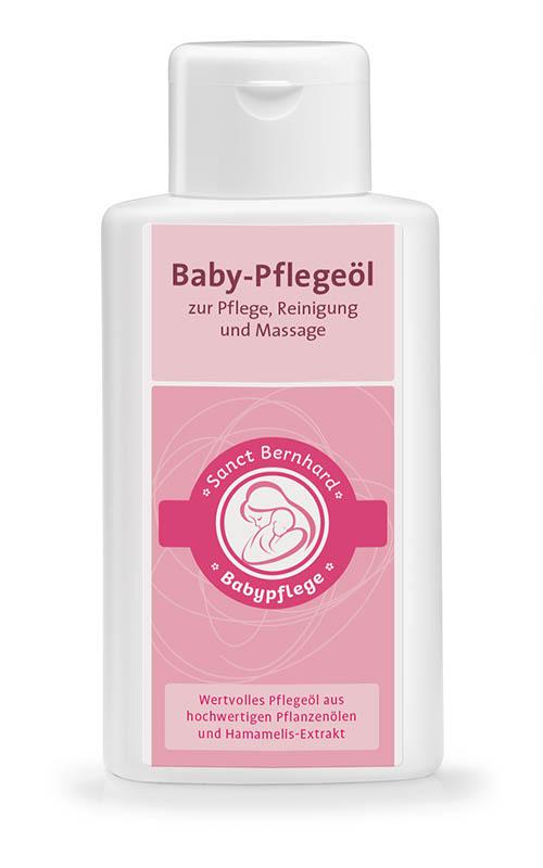 Dầu dưỡng da cho bé Baby Pflegeol