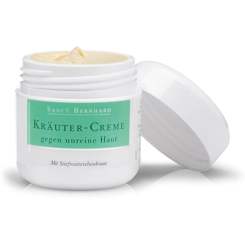 Kem chống viêm ngừa mụn thảo dược Krauter Creme gegenunreineHaut