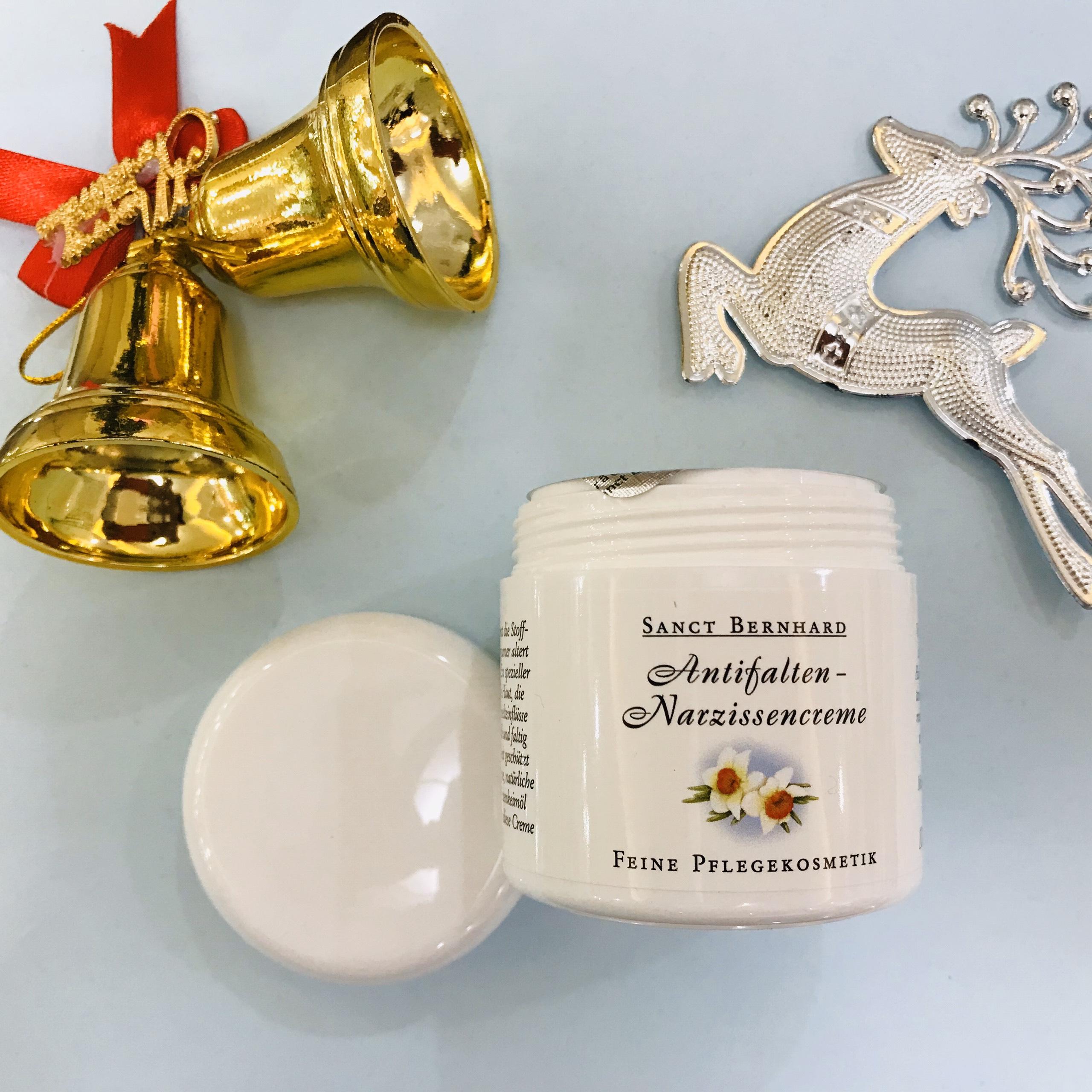 Kem thủy tiên vàng chống nhăn Antifalten- Nerzcreme