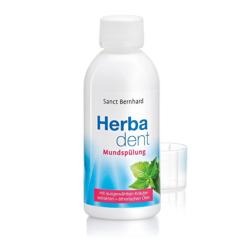Nước xúc miệng Herbadent