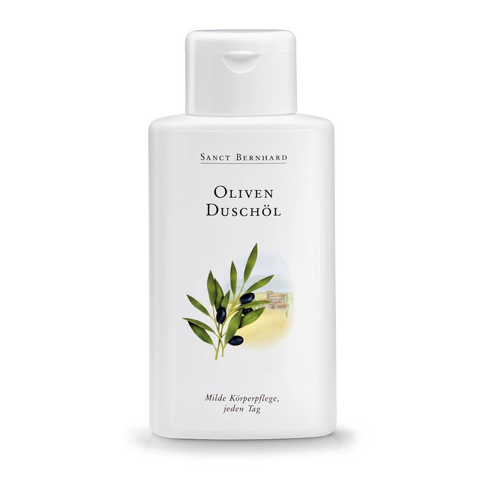 Dầu tắm từ dầu Oliu Sanct Bernhard Olive