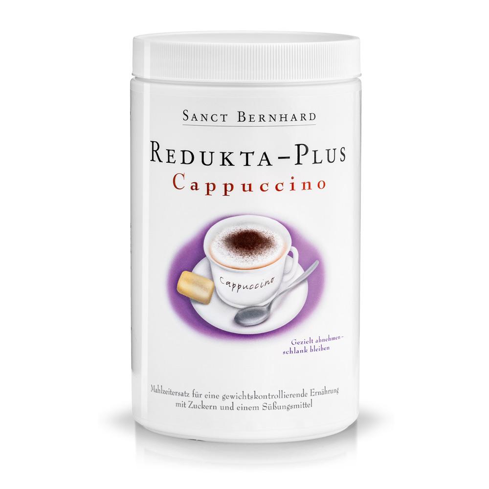 Bột dinh dưỡng cho người ăn kiêng Redukta PLUS vị Cappuccino 600gram